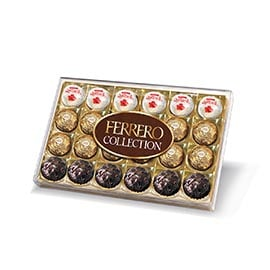 Ferrero Collection Т24 260 гр. 1/4 шт.